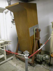 cuve rotative - gilet de sauvetage